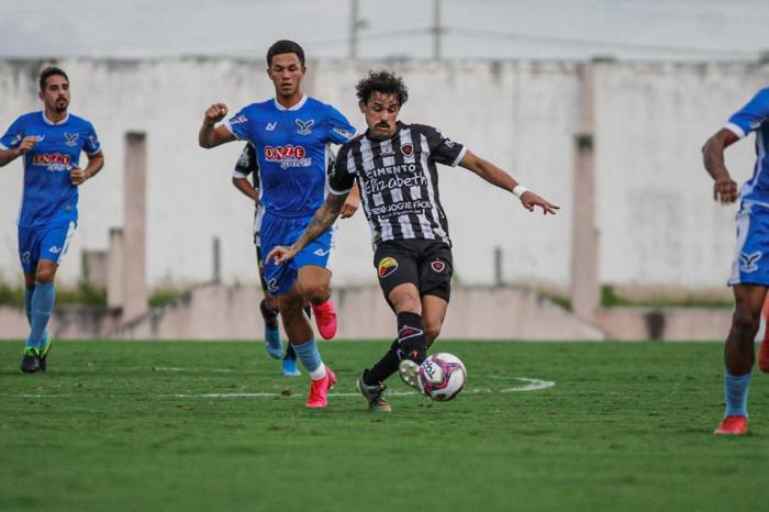 Mesmo com empate, Botafogo-PB se isola na liderança do Paraibano