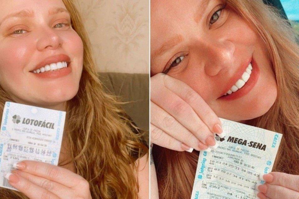Ex-BBB afirma já ter ganhado ao menos 48 vezes na loteria