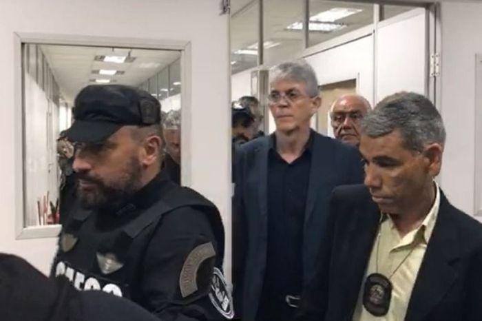MOÍDOS DA REDAÇÃO: Defesa de Ricardo Coutinho tenta no STF o desbloqueio de R$ 6,5 milhões