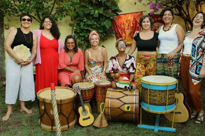Samba Se Ata lança podcast para divulgar a história de mulheres no samba