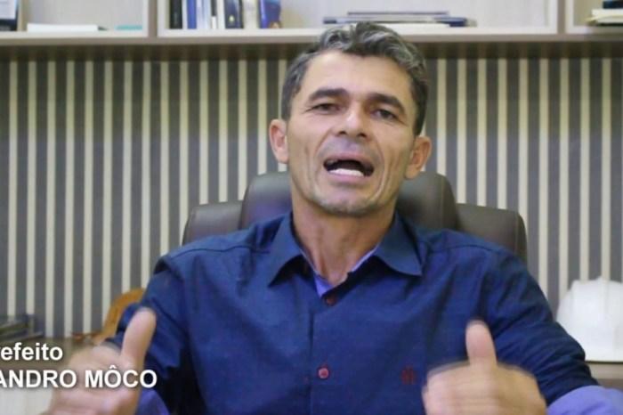 MOÍDOS DA REDAÇÃO: Ministro do STJ mantém prefeito do município de Camalaú afastado do cargo