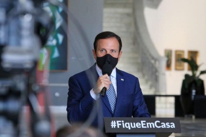 MOÍDOS DA REDAÇÃO: Doria diz que Bolsonaro é um 'psicopata' e que 'deveria ser avaliado por uma junta médica'