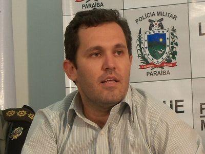 Diário Oficial traz nomeação de André Rabelo como novo delegado-geral da Polícia Civil da Paraíba