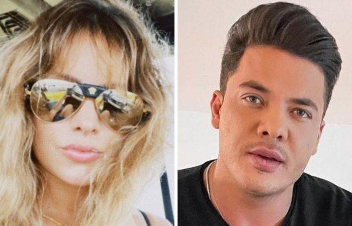 """Crise no casamento? Thyane Dantas e Wesley Safadão discutem em público: """"Ela está insegura"""""""