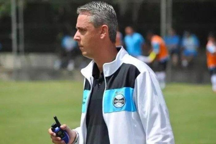 """Após acerto, Tiago Nunes lembra passagem pela base do Grêmio e realiza """"sonho profissional"""""""