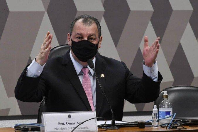 Presidente da CPI da Covid critica fala de Bolsonaro sobre a China