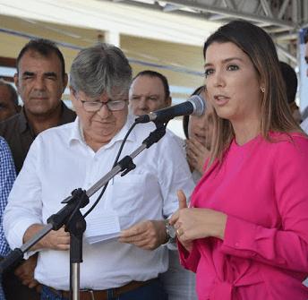"""Anna Lorena agradece inclusão de Monteiro no programa """"TÁ NA MESA"""" do Governo do Estado"""