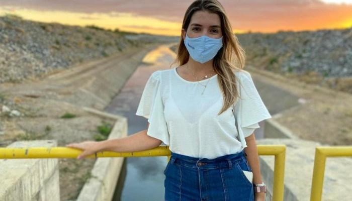 Prefeita Anna Lorena recebe cronograma de ações para Transposição do Rio São Francisco