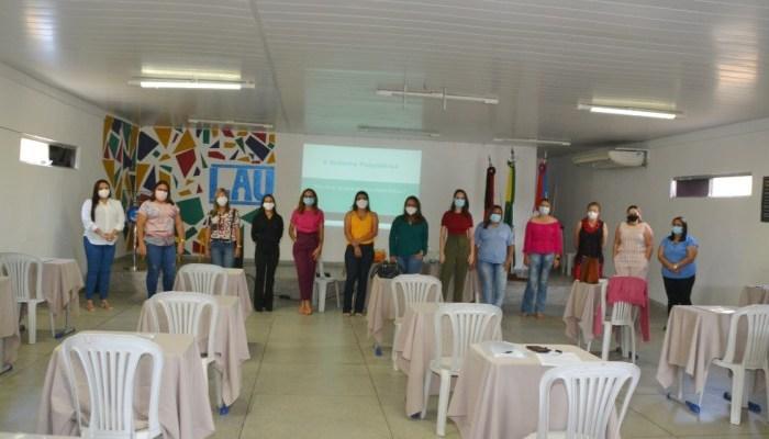 SMS de Monteiro inicia Semana de Luta Antimanicomial com I Fórum para os Coordenadores e Representantes de Saúde Mental