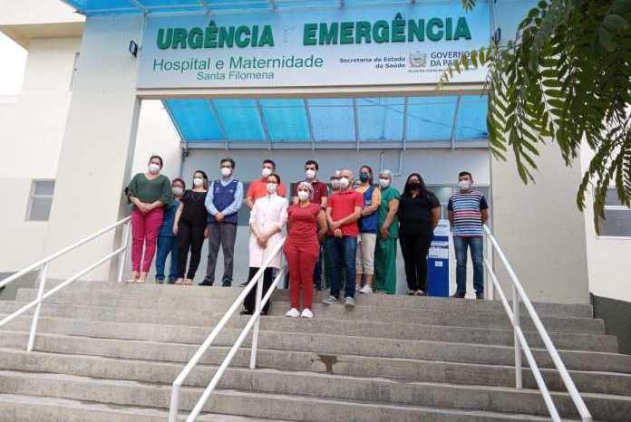 UTI de Monteiro deverá iniciar funcionamento no próximo dia 31 de maio