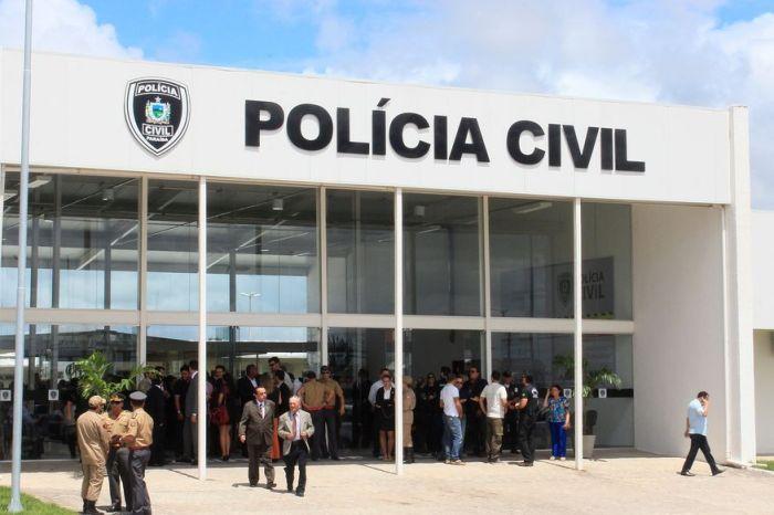 Homem foge pela janela da Central de Polícia após ser detido em João Pessoa