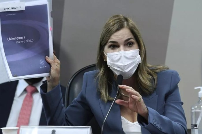Mayra Pinheiro mentiu ao menos 11 vezes em depoimento à CPI, aponta checagem