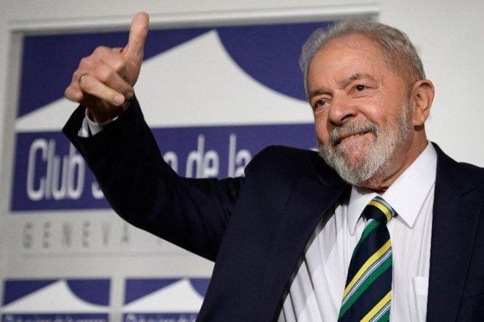 MOÍDOS DA REDAÇÃO: Lula consolida liderança em 2022 e venceria Bolsonaro com 45%