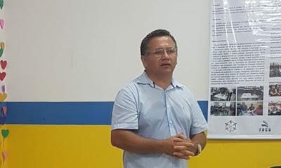 MOÍDOS DA REDAÇÃO: Morre ex-prefeito de Duas Estradas, Roberto Carlos, vítima da Covid-19