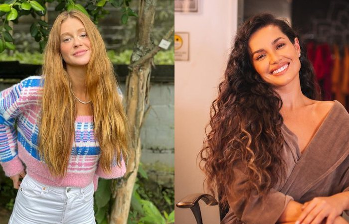 Marina Ruy Barbosa tieta Juliette Freire e ex-BBB responde com proposta inusitada: ''Aceita logo''