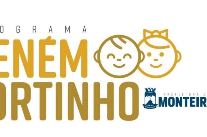 Programa Neném Fortinho da Prefeitura de Monteiro segue atendendo famílias carentes