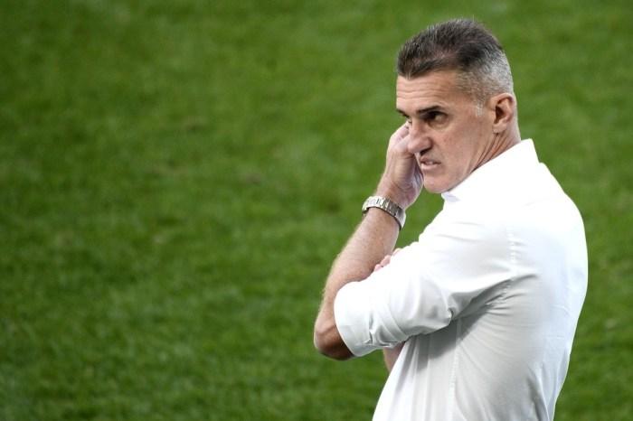 Vagner Mancini não é mais técnico do Corinthians