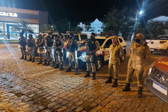 Fim de semana tem mais de 100 suspeitos detidos e 30 armas apreendidas na Paraíba