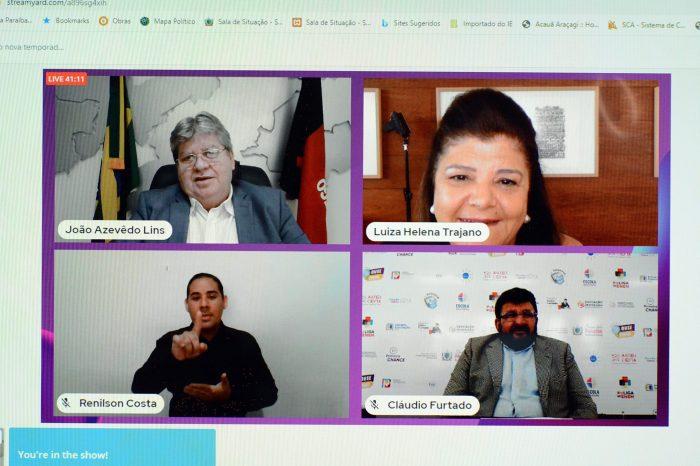 João Azevêdo anuncia ampliação de vagas de estágios e de municípios contemplados com o programa Primeira Chance