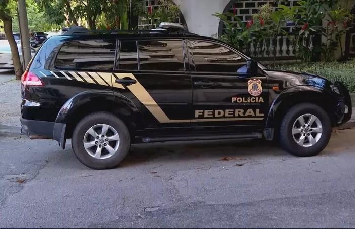 MOÍDOS DA REDAÇÃO: Polícia Federal prende traficante do cartel de Medellin no Rio de janeiro