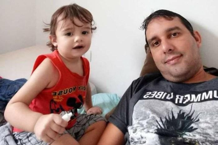 Pai de Gael tinha planos de levá-lo para conhecer a PB: 'Trouxe meu filho de outro jeito'