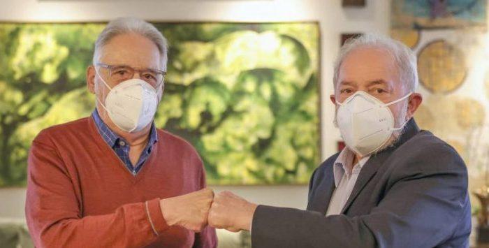 MOÍDOS DA REDAÇÃO: Lula e Fernando Henrique se reuniram em São Paulo para discutir democracia e crise sanitária