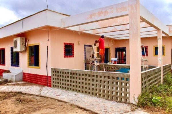 Prefeitura de São José dos Cordeiros inicia recuperação da Creche Municipal e das demais escolas da zona urbana