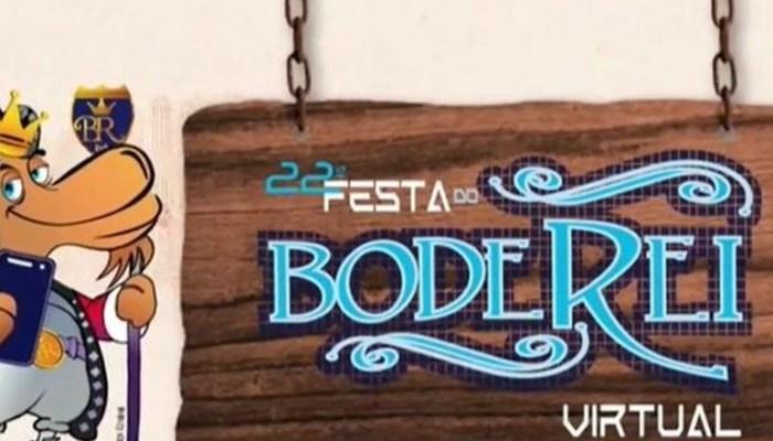 Festa do Bode Rei em Cabaceiras será transmitida pela TV Assembleia neste sábado