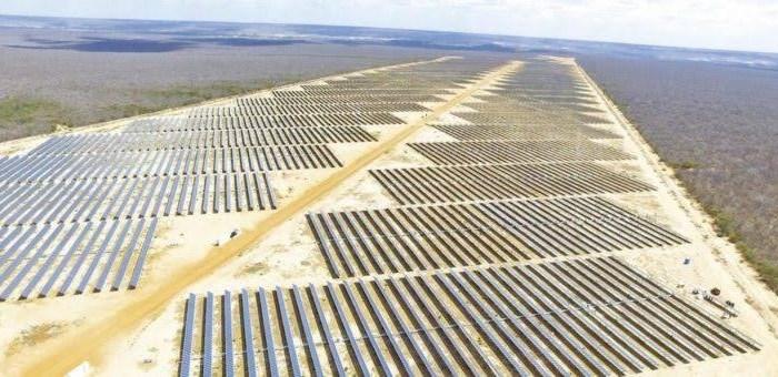 Paraíba terá parque solar com investimento de R$ 4 bilhões e geração de 8 mil empregos