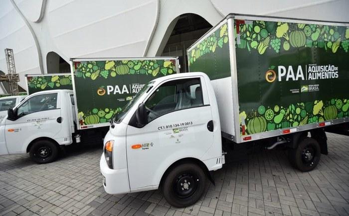 Cidades do Cariri são contempladas com caminhões e equipamentos do PAA; veja lista