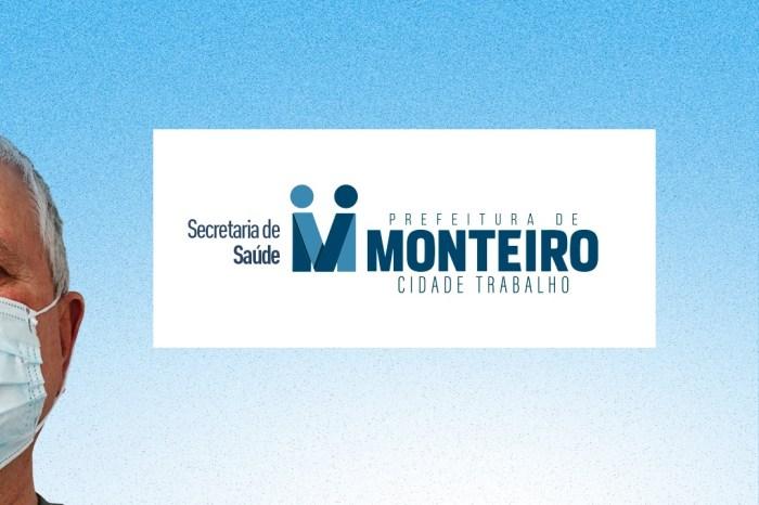 Com fim da vigência do decreto municipal, Monteiro segue na íntegra, novo decreto estadual no combate ao Covid-19