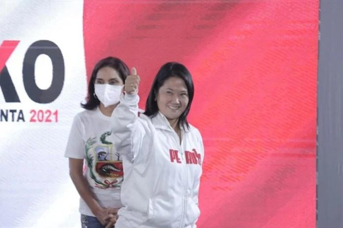 Fujimori denuncia 'indícios de fraude' em eleição no Peru