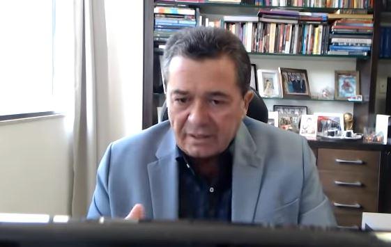 Ministro do TCU, Vital do Rêgo critica atitudes negacionistas lideradas por Bolsonaro