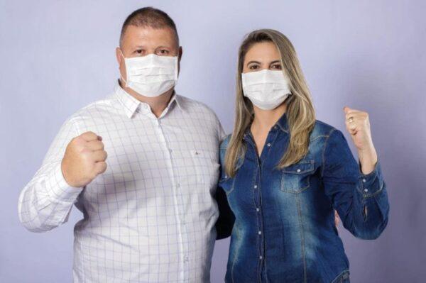 Prefeito caririzeiro e esposa testam positivo para Covid-19