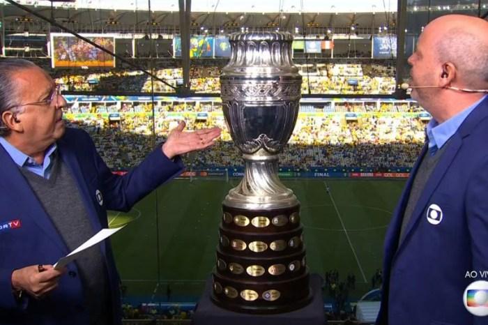 Globo pediu 'perdão' à Conmebol para tentar exibir Copa América