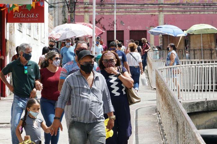 Governo da Paraíba prorroga regras do último decreto sobre a Covid-19