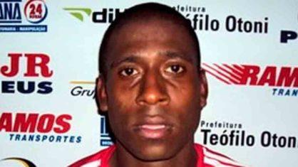 Morre aos 38 anos em acidente ex-atacante de Flamengo e Santos