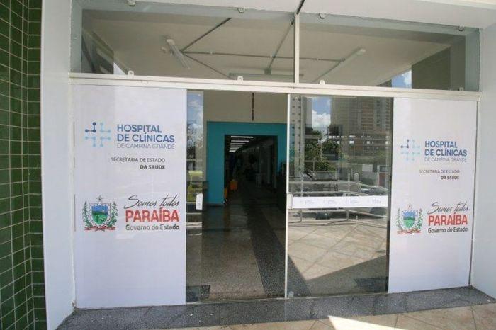Hospital de Campina Grande registra 86% de ocupação dos leitos de enfermaria para Covid-19