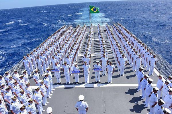 Marinha Brasileira prevê concursos para o segundo semestre