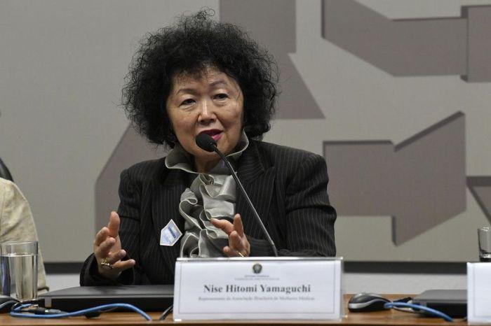 Bolsonaro diz que interrogatório de Nise Yamaguchi na CPI foi 'covardia'