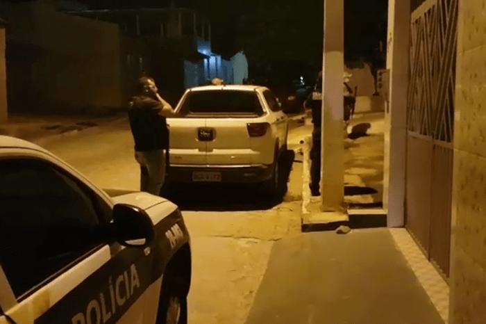 Polícia Civil prende suspeitos de explodir agência bancária em Taperoá