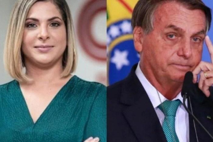 Apresentadora da CNN erra e diz que Jair Bolsonaro foi 'enterrado' em vez de 'internado'