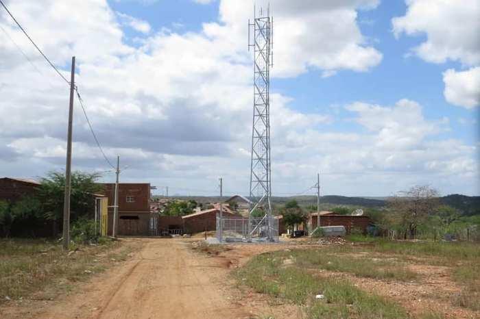 Município do Cariri será contemplado com mais duas operadoras de telefonia móvel