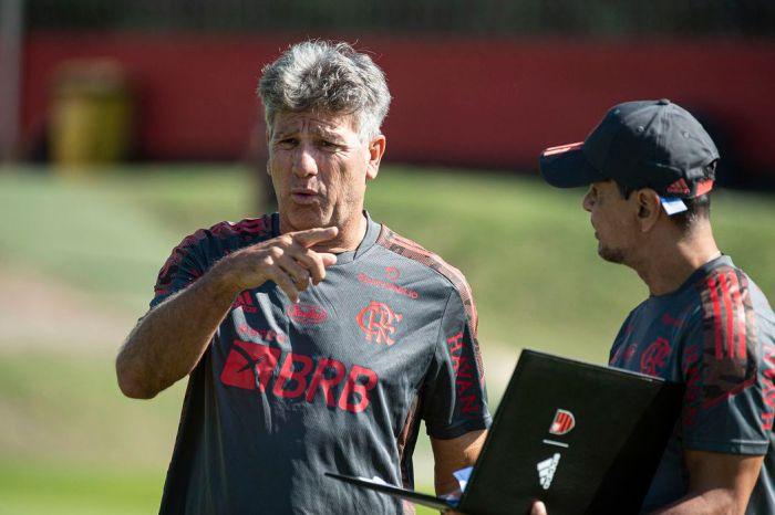 Na estreia de Renato Gaúcho, Flamengo enfrenta Defensa y Justicia