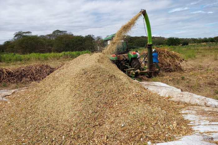 Prefeito de Sumé investe forte na agricultura e recuperação de estradas