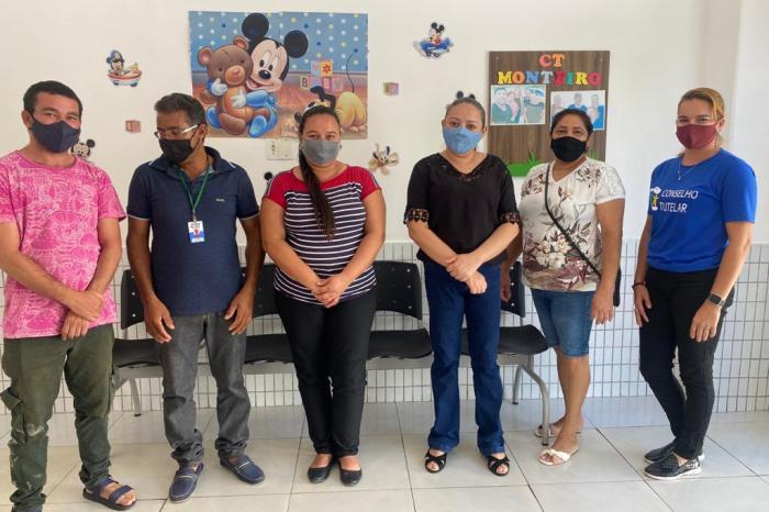 Conselho Tutelar e Secretaria de Educação de Monteiro discutem rendimento dos alunos em tempos de pandemia