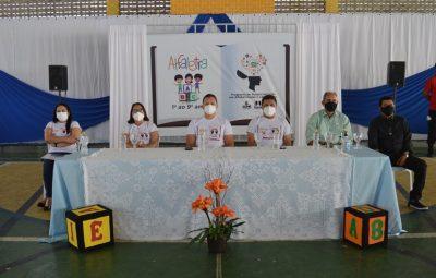 Evento marca relançamento e ampliação do Programa AlfaLetra em Sumé