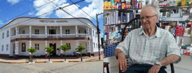 Prédio da Prefeitura de Monteiro pode ser denominado de Palácio Jorge Rafael de Menezes