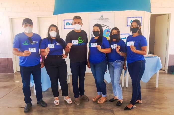 MONTEIRO: Programa Criança Feliz e SCF V se preparam para retomada do atendimento presencial