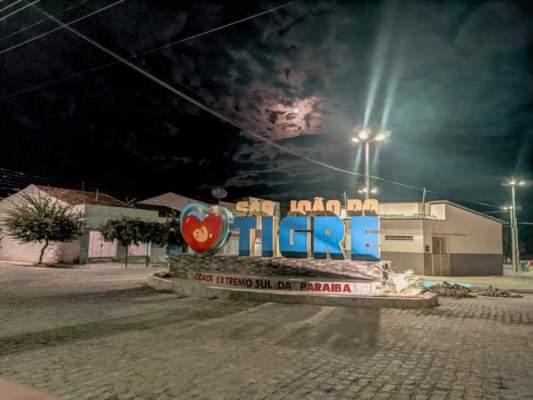 São João do Tigre será o primeiro município do Cariri a vacinar pessoas de 18 anos contra a Covid